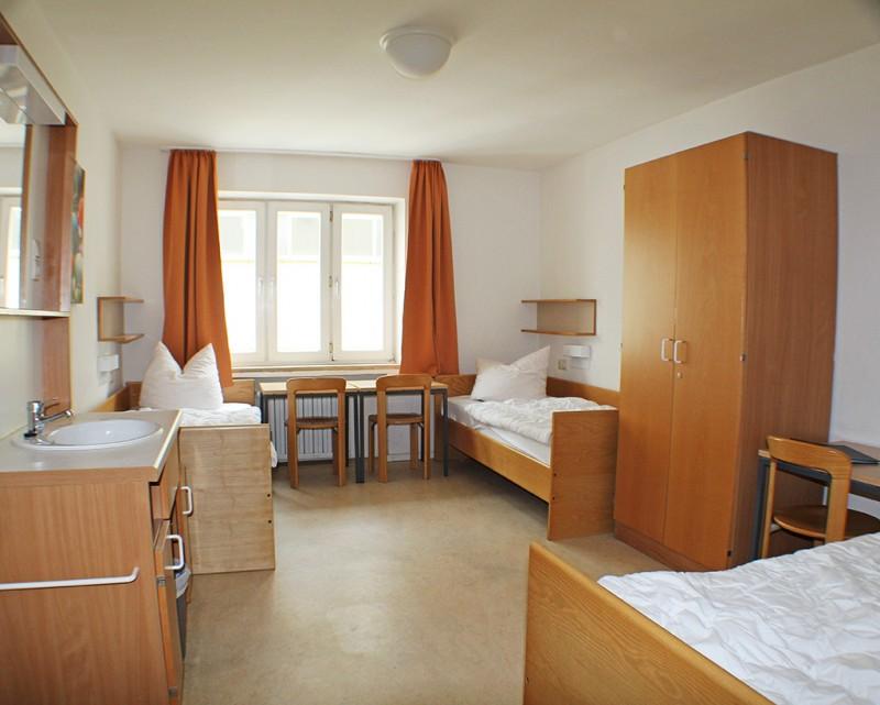 in via jugendwohnheim marienherberge jugendwohnen m nchen. Black Bedroom Furniture Sets. Home Design Ideas